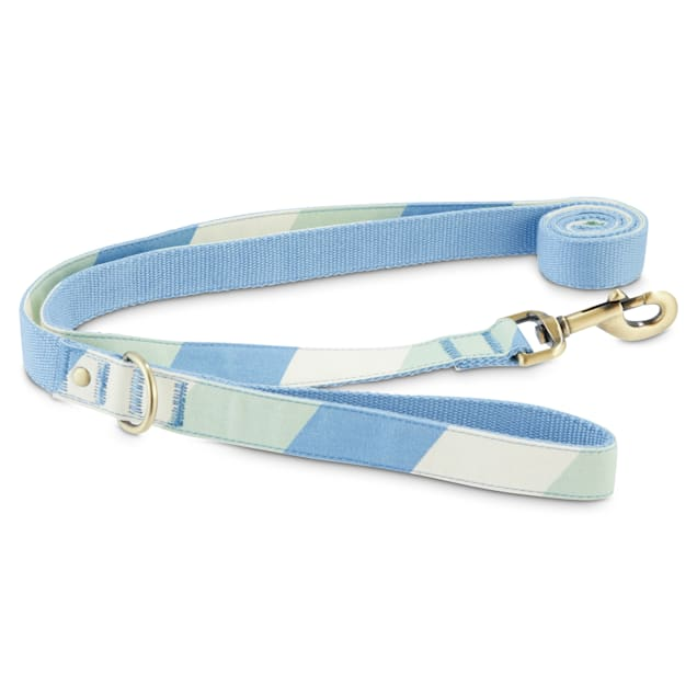 Serenity Striped Dog Leash, 6 ft. - Carousel image #1