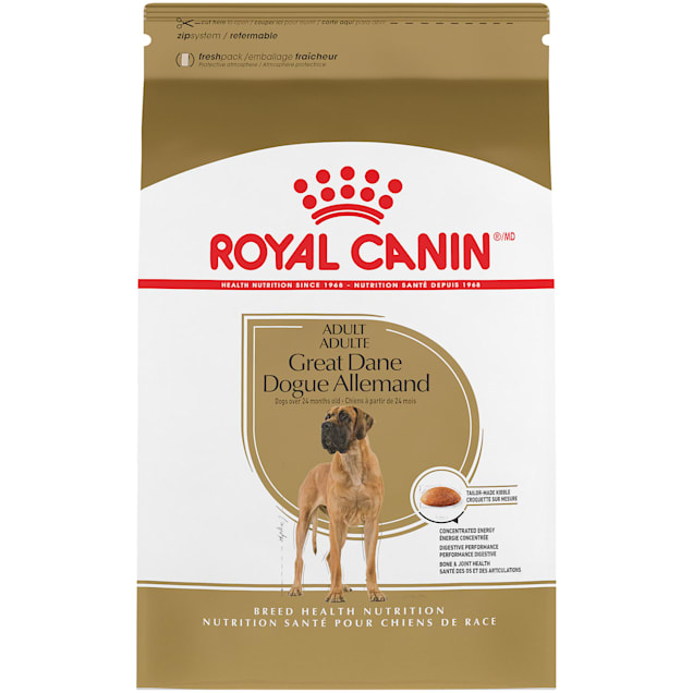 Royal Canin Breed Health Nutrition Great Dane Adult Dry Dog Food, 30 lbs. - Carousel image #1