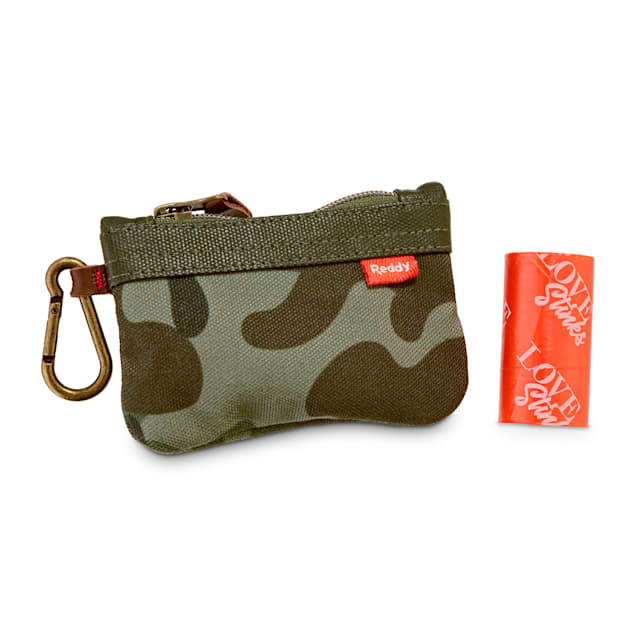 Reddy Camo Canvas Go-Pack Accessory, Small - Carousel image #1