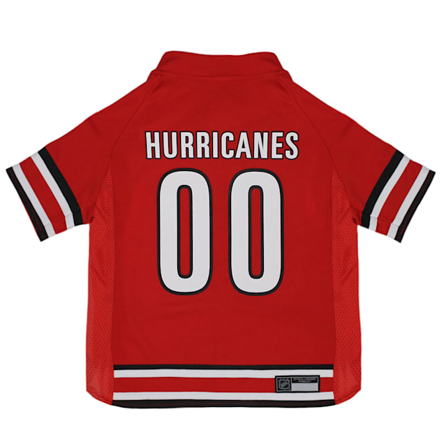 Pets First Carolina Hurricanes Dog Jersey, X-Small - Carousel image #1