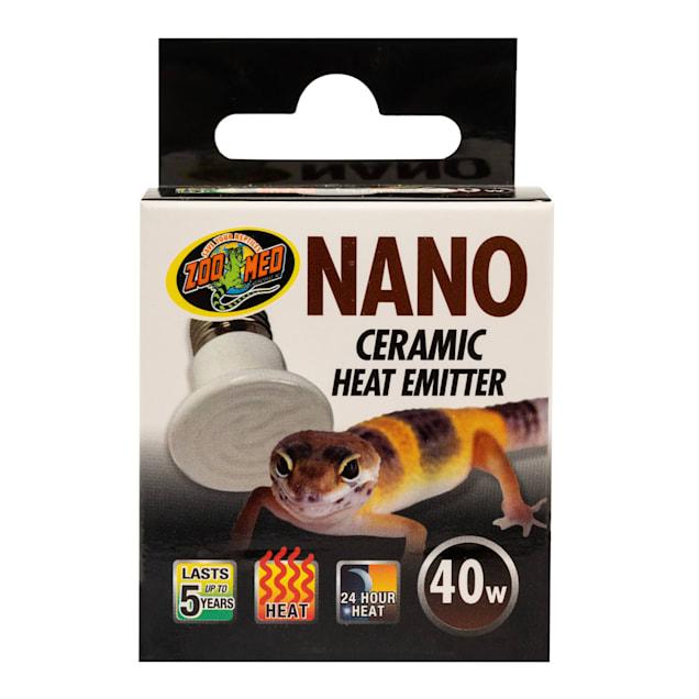 Zoo Med Nano Ceramic Heat Emitter, 40 Watt - Carousel image #1