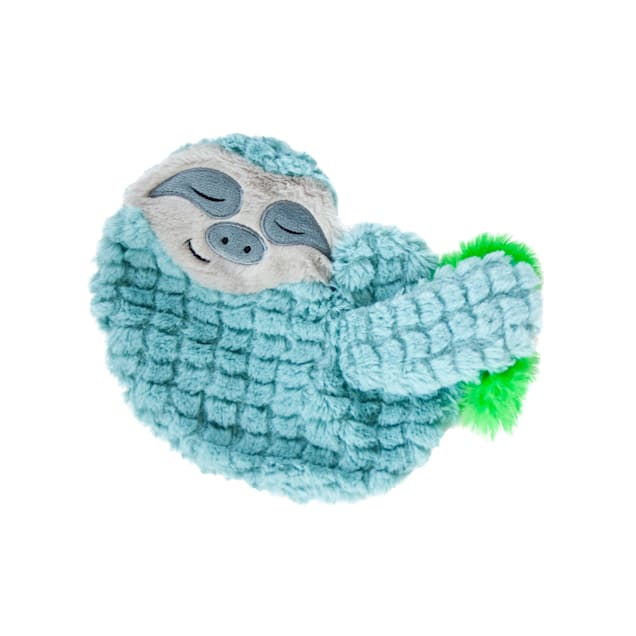 Petstages Purr Pillow Snoozin Sloth Cat Toy - Carousel image #1