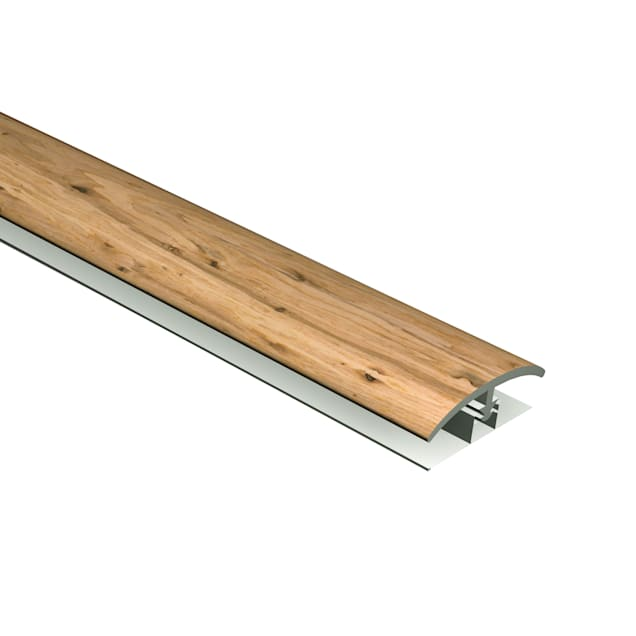 """Cali Vinyl Natural Eucalyptus Pro Wide and Click VF T-Molding 7/32"""" - Carousel image #1"""