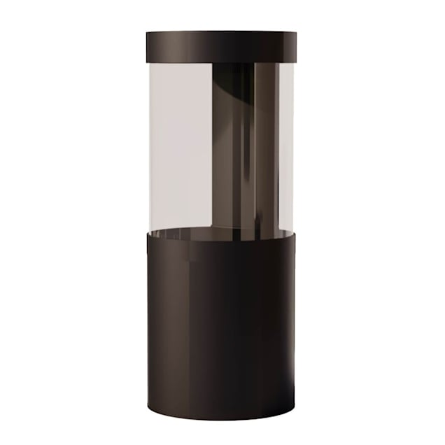 Pro Clear Aquatic Systems All in One Black Rimless Glass Aquarium, 58 Gallon - Carousel image #1
