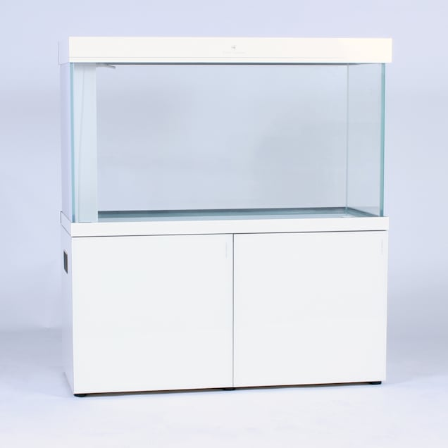Pro Clear Aquatic Systems All in One White Glass Aquarium, 85 Gallon - Carousel image #1