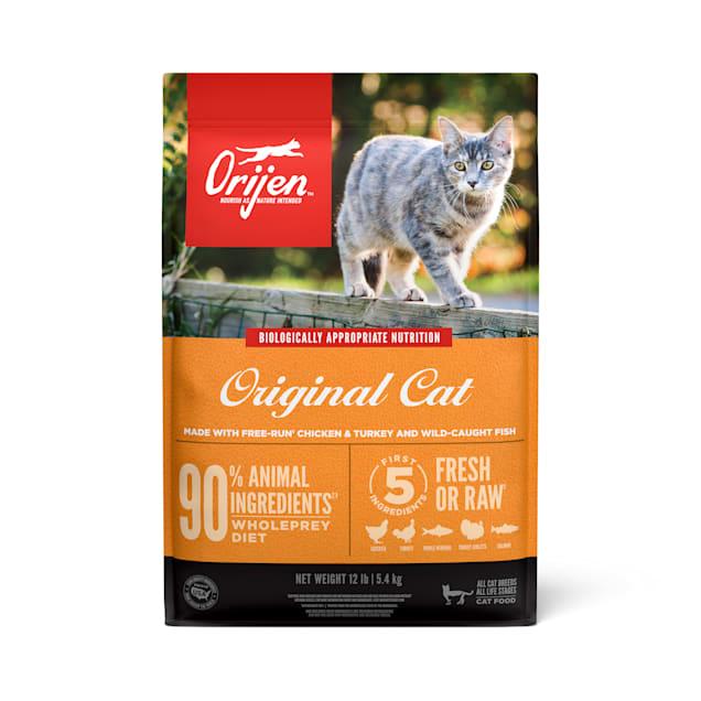 ORIJEN Cat & Kitten Dry Cat Food, 12 lbs. - Carousel image #1