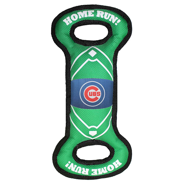 Pets First Chicago Cubs Nylon Field Toy for Dog - Carousel image #1