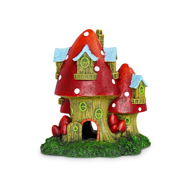 Imagitarium Mushroom House Decor, Medium - Carousel image #1