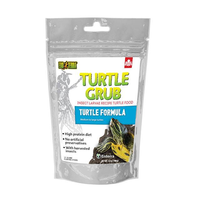 Exo-Terra Bug Bites Turtle Formula, 3.5 oz. - Carousel image #1