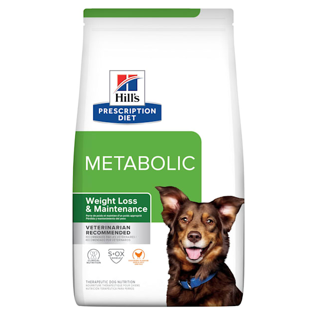 Hill's Prescription Diet Metabolic Canine Dry Dog Food, 7.7 lbs. - Carousel image #1