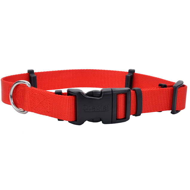 Coastal Pet SecureAway Flea Red Collar Protectors For Dogs, X-Small - Carousel image #1