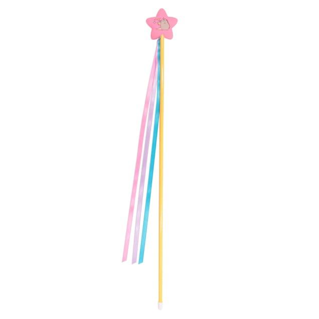 Pusheen Star Wand Teaser Cat Toy, Medium - Carousel image #1