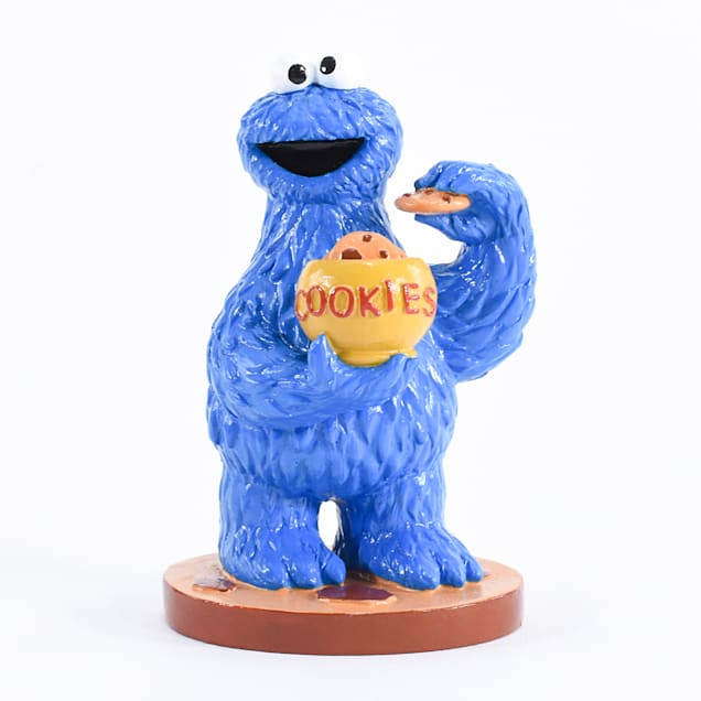 Penn Plax Sesame Street Cookie Monster, Medium - Carousel image #1