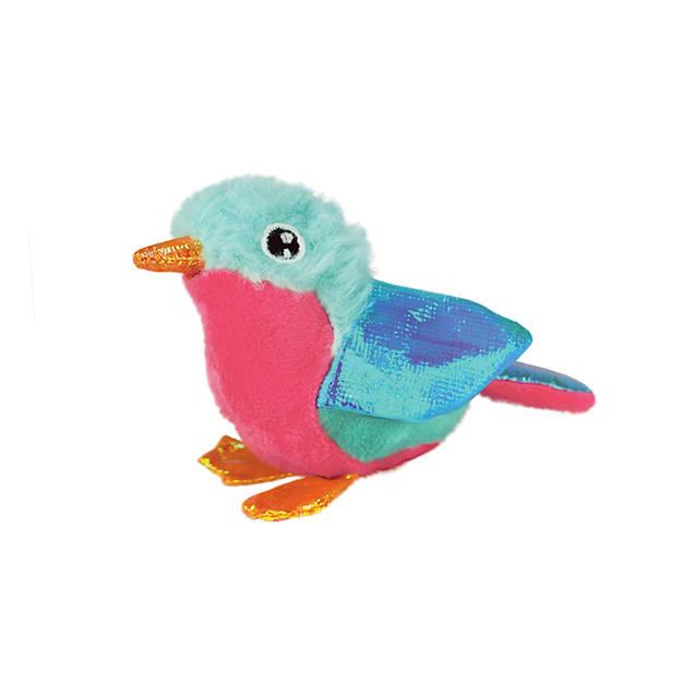KONG Crackles Tweetz Bird Cat Toy - Carousel image #1