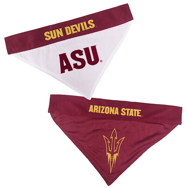 Pets First Arizona State Reversible Bandana for Dogs, Small/Medium - Carousel image #1