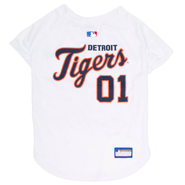 Pets First Detroit Tigers Jersey for Dogs, XX-Large - Carousel image #1