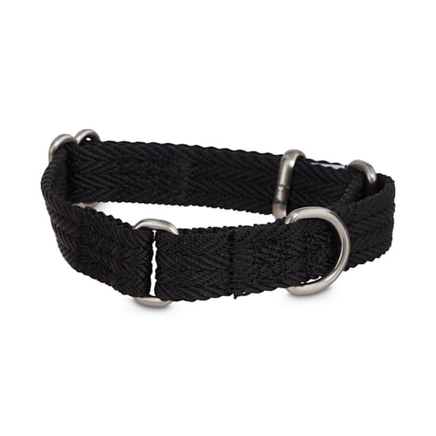 Good2Go Black Martingale Dog Collar, X-Small - Carousel image #1