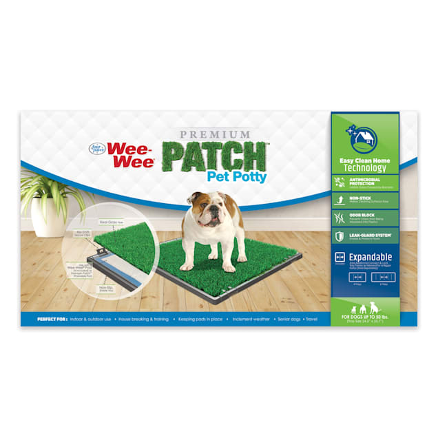 Wee-Wee Premium Patch Pet Potty for Dogs - Carousel image #1