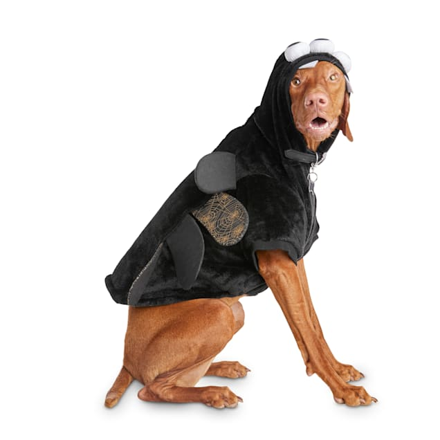 Bootique Creepy Crawly Halloween Dog Hoodie, X-Small - Carousel image #1