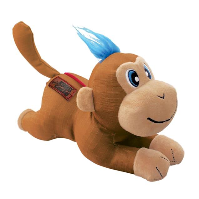 KONG Cozie Ultra Monkey Dog Toy, Medium - Carousel image #1