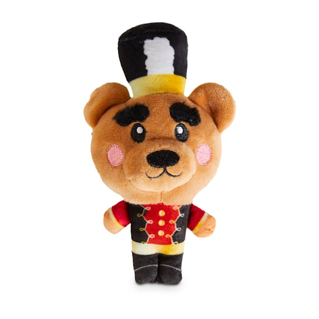 Holiday Tails The Nutcracker's Holiday Plush Dog Toy with Squeaker in Various Styles, Medium - Carousel image #1