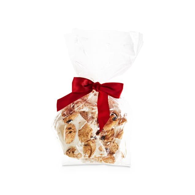 Holiday Tails Season's Treatings Cookies & Milk Candy Bark Dog Treats, 6 oz. - Carousel image #1