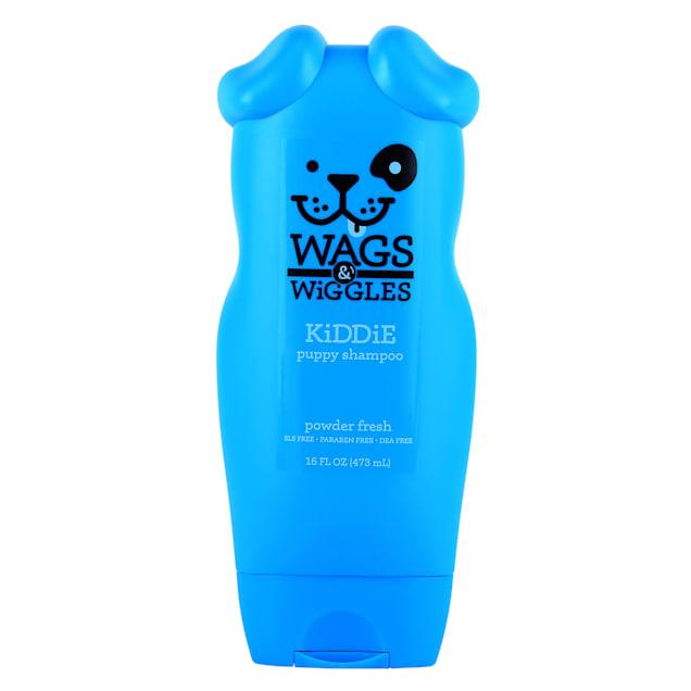 Wags & Wiggles Kiddie Powder Fresh Puppy Shampoo, 16 fl. oz. - Carousel image #1
