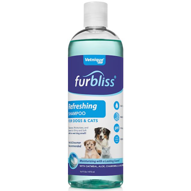 Furbliss Refershing Shampoo for Dogs & Cats, 16 fl. oz. - Carousel image #1