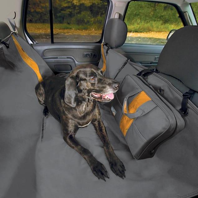 "Kurgo Charcoal Grey Wander Hammock for Dogs, 55"" L X .02"" W X 56"" H - Carousel image #1"