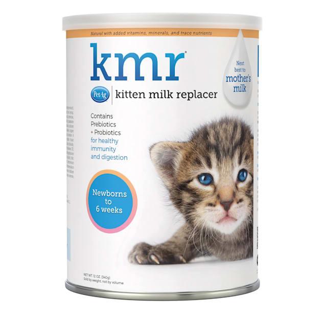 PetAg KMR Kitten Milk Replacer Powder, 12oz - Carousel image #1