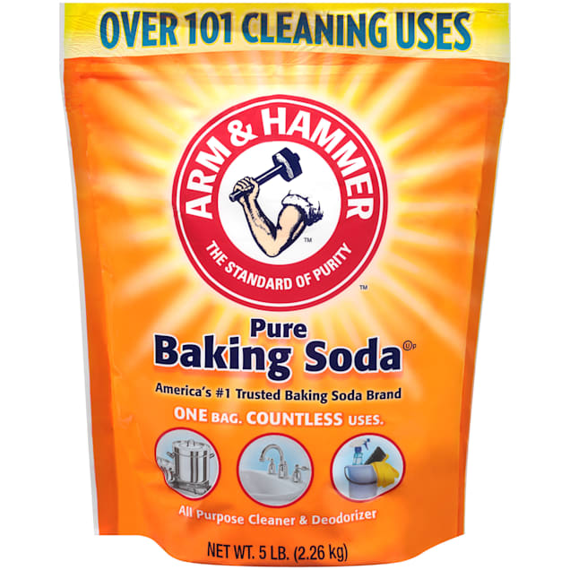 Arm & Hammer Pure Baking Soda for Pets, 5 lbs. - Carousel image #1