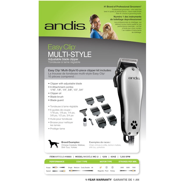 Andis Easy Clip Multi-Style Clipper - Carousel image #1