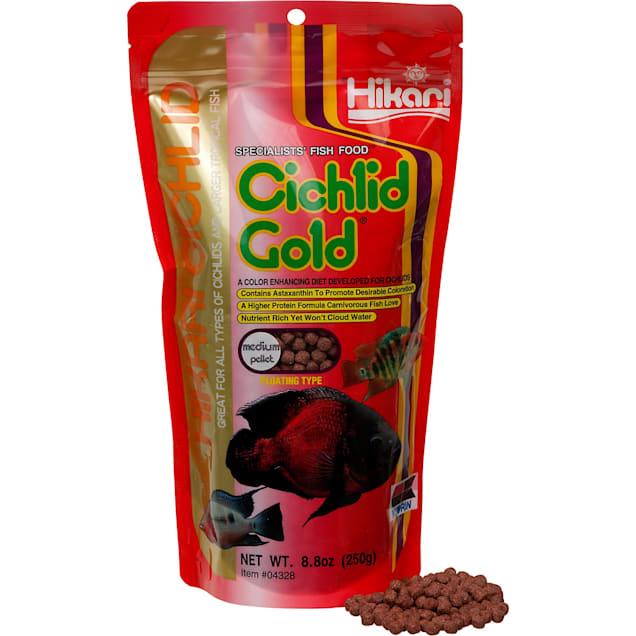 Hikari Cichlid Gold Medium Pellets - Carousel image #1