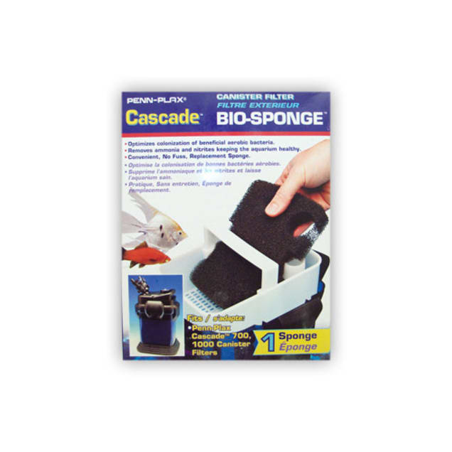 Penn Plax Cascade Canister Filter Bio-Sponge - Carousel image #1