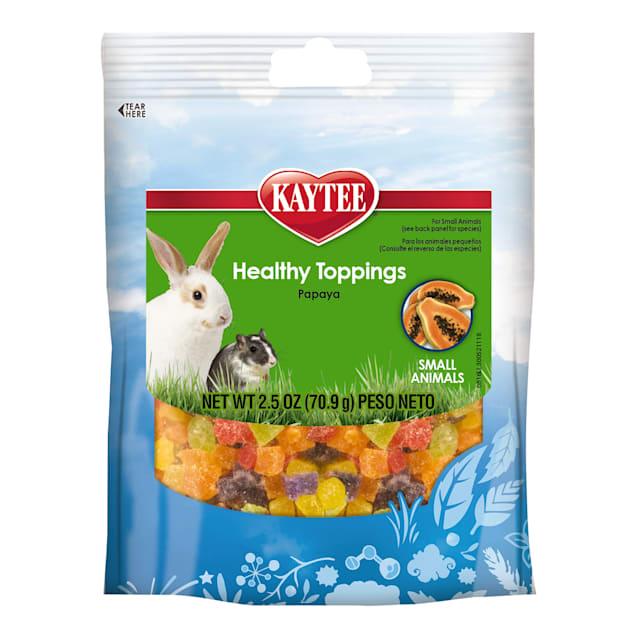 Kaytee Healthy Toppings For Small Animals Papaya - Carousel image #1