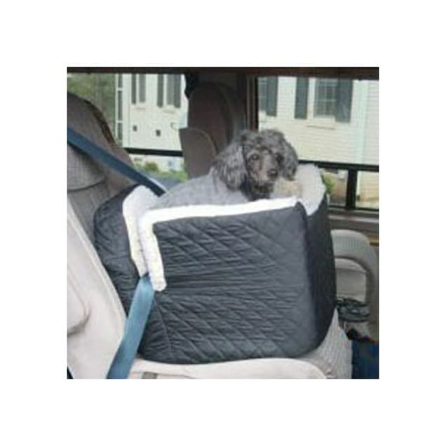 Snoozer Black Pet Car Seat Lookout, Small - Carousel image #1