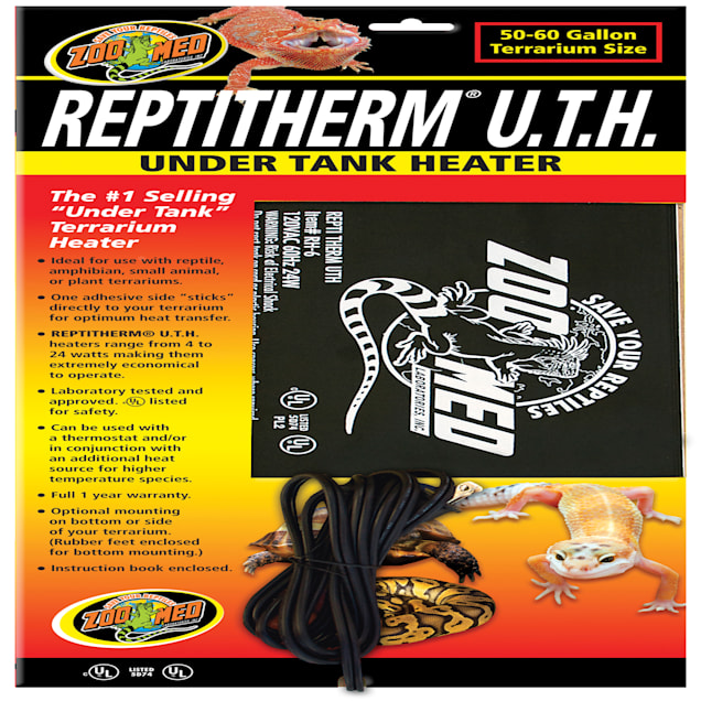 Zoo Med Large Repti-Therm UTH Under Tank Heater - Carousel image #1