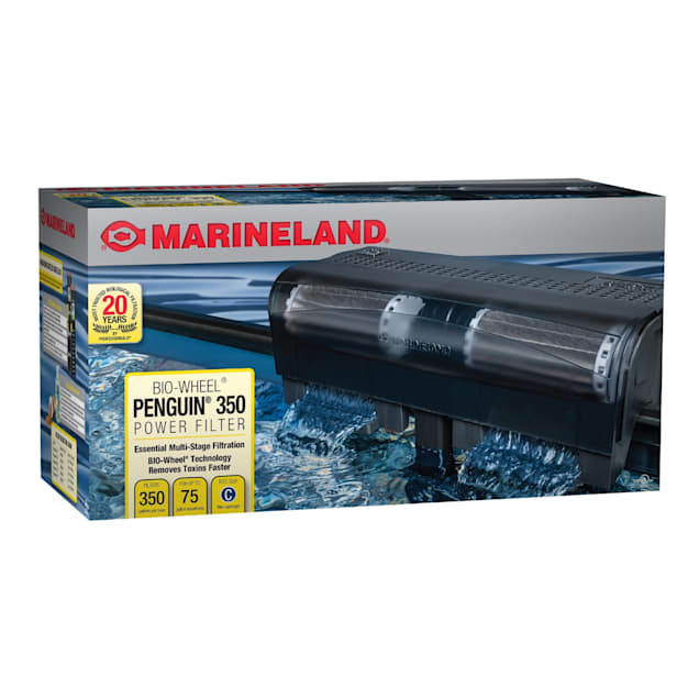 Marineland Penguin 350 BIO-Wheel Power Filter - Carousel image #1