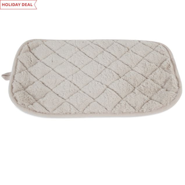 """Precision Pet SnooZZy Sleeper Natural Crate Mat 1000, 18"""" L X 13"""" W - Carousel image #1"""