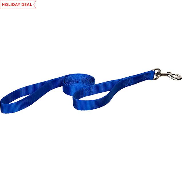 "Grrrip 2-in-1 Dog Leash Blue 6'-1"" - Carousel image #1"