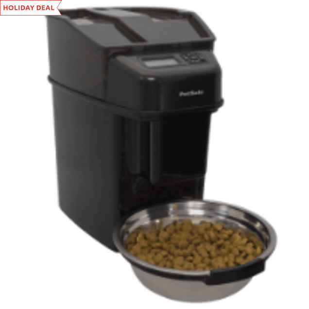 PetSafe Healthy Pet Simply Feed, Automatic Dog and Cat Feeder, 24 Cups - Carousel image #1