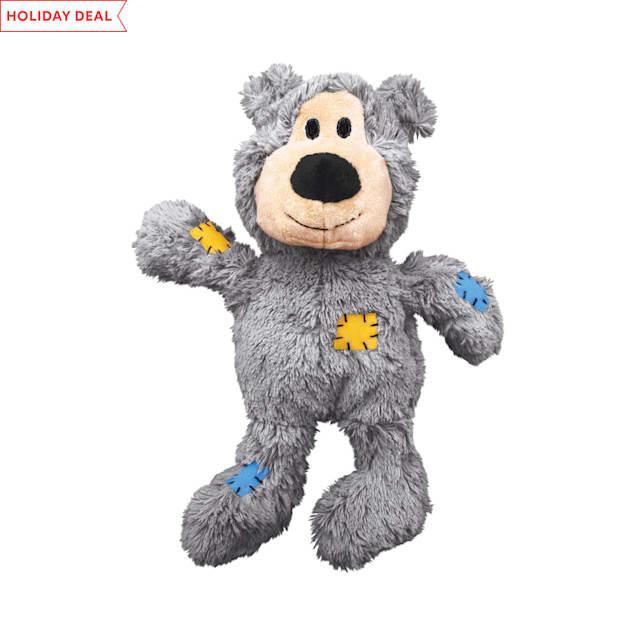 KONG Wild Knots Bear Dog Toy, X-Large - Carousel image #1