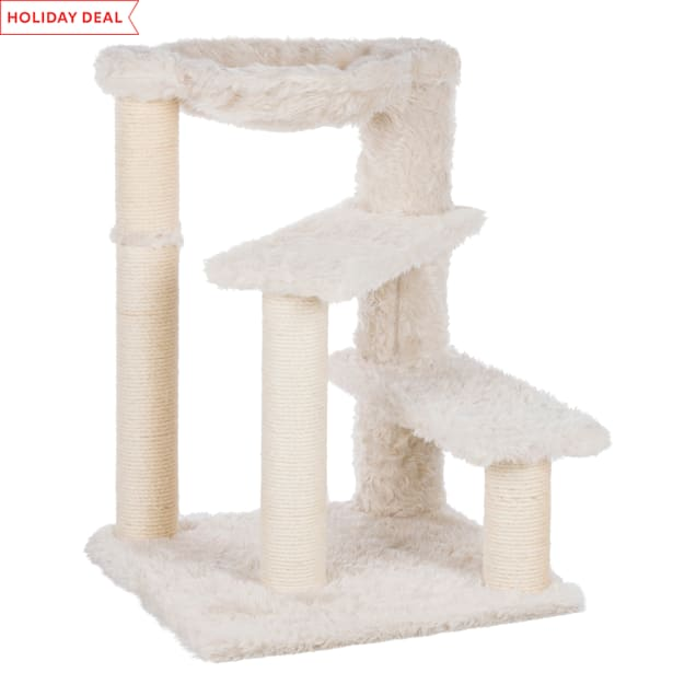 "Trixie Baza Senior Scratching Post For Cats, 27.5"" H - Carousel image #1"