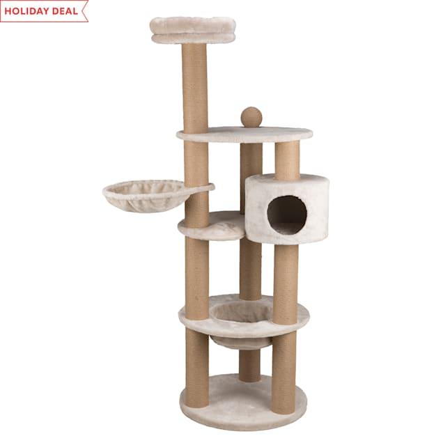 "Trixie Nigella Scratching Post Cat Furniture, 69.5"" H - Carousel image #1"