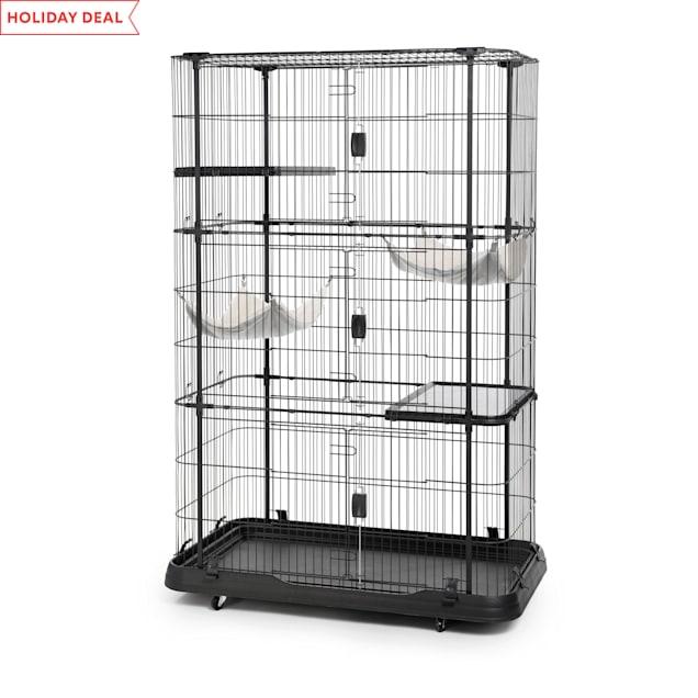 Prevue Pet Products 7500 Premium 4 Level Cat Home - Carousel image #1