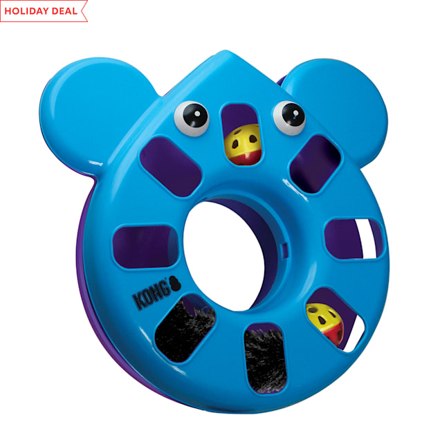 KONG Cat Active Puzzle Toy Mouse - Carousel image #1