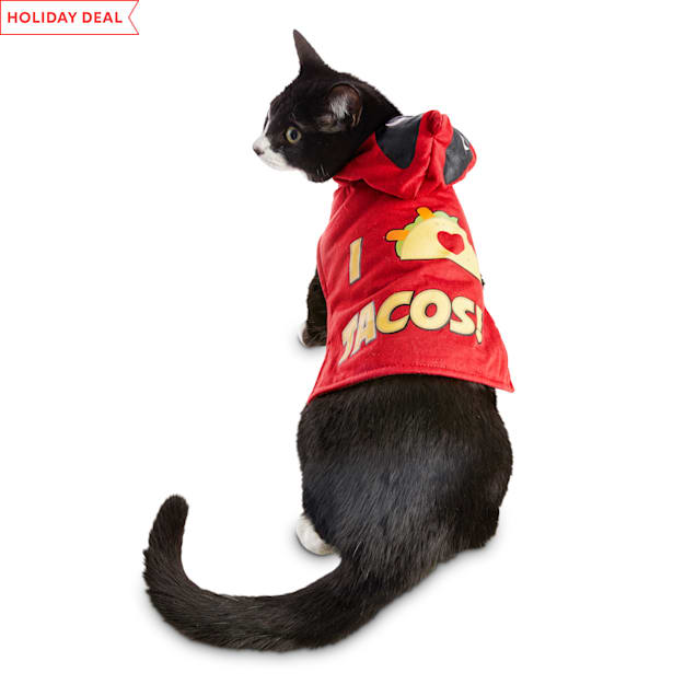 Bootique Marvel Deadpool Cat Costume - Carousel image #1