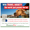 HomeoPet Travel Anxiety Relief Natural Homeopathic Remedy for Pets - Thumbnail-4