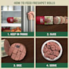 Freshpet Vital Grain Free Chicken, Beef, Salmon & Egg Fresh Dog Food, 2 lbs. - Thumbnail-4