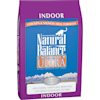 Natural Balance Indoor Ultra Chicken Meal, Brown Rice, Oat Groats, Salmon Meal & Pea Fiber Dry Cat Food, 15 lbs. - Thumbnail-1